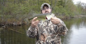 Largemouth Bass Fishing in Michigan
