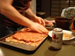 Creating the Bacon Log