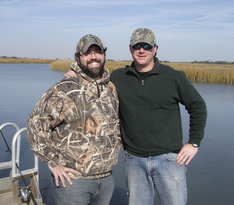 Saltwater Fishing with Brother Brian