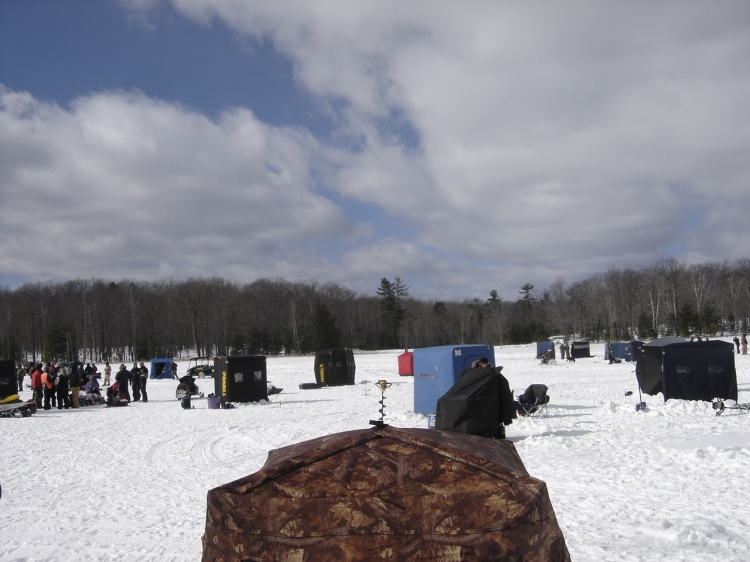 Lost Lake Woods Club Trout Derby