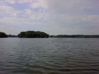 Lakeville Lake Calm waters