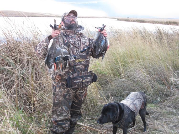 nodak duck hunting